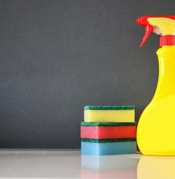 preparaty do sprzątania